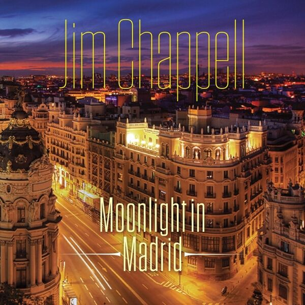 Cover art for Moonlight in Madrid